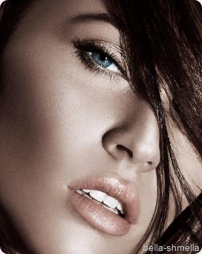 Armani Summer Look 2011 Megan Fox