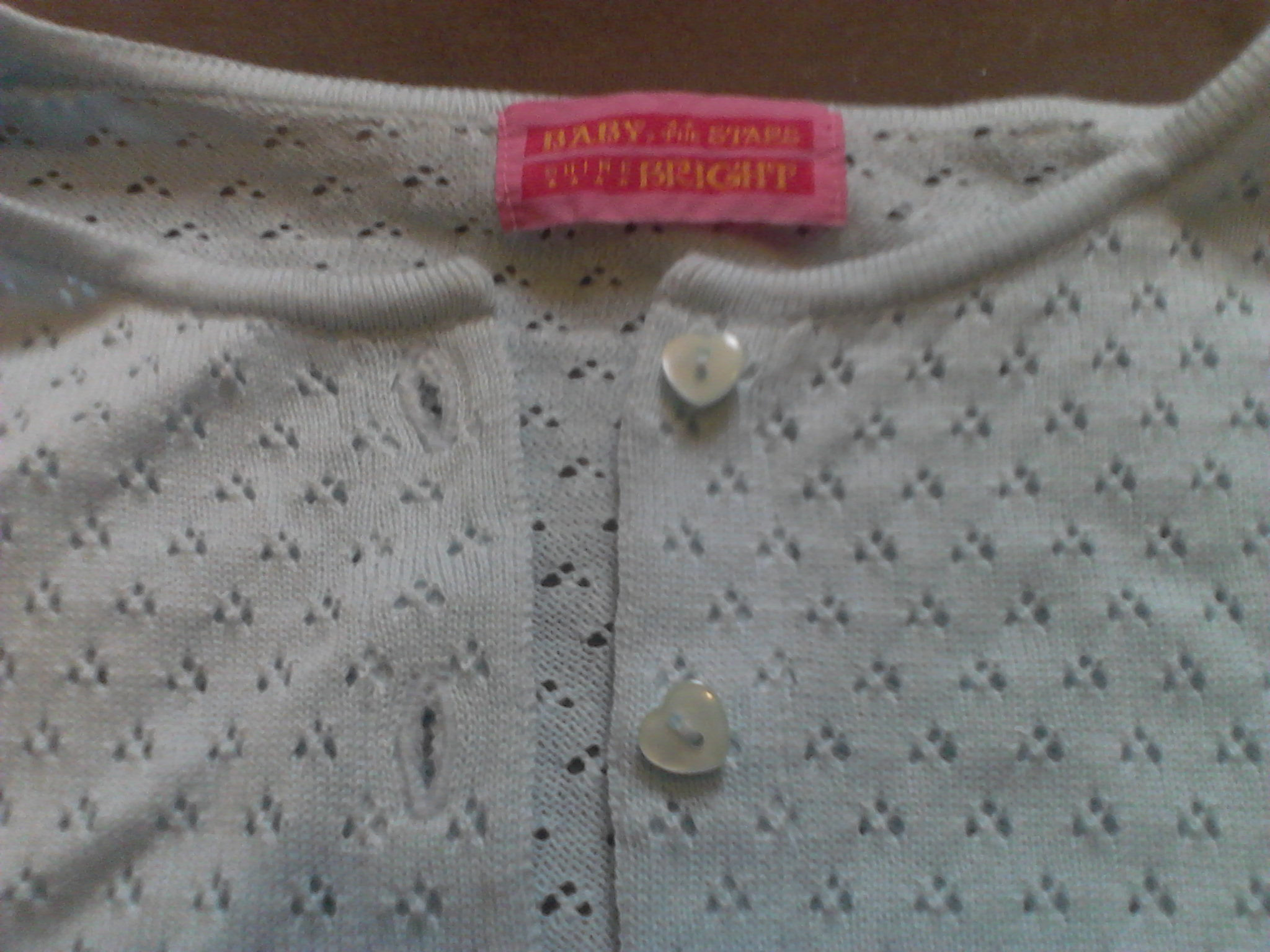 cardigan label