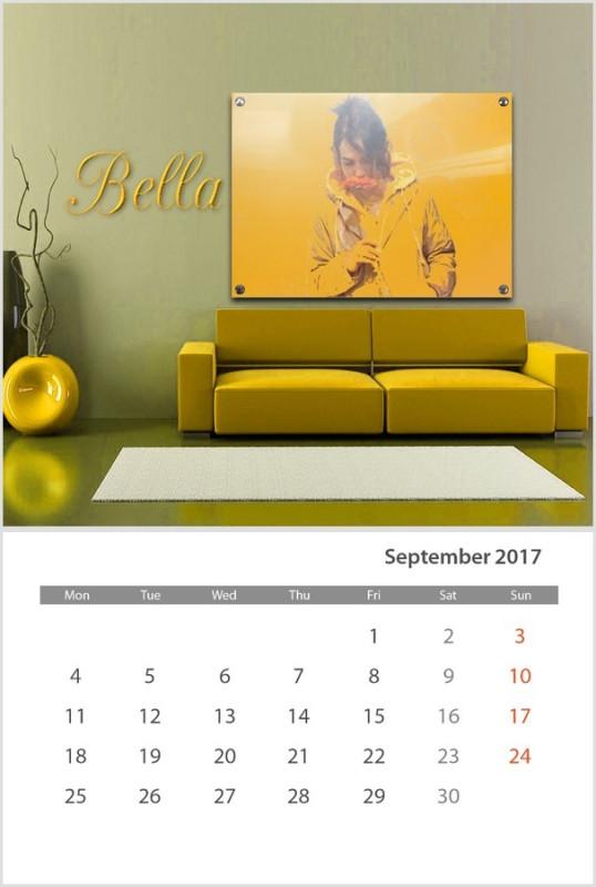 Мои календари. 2017.09.