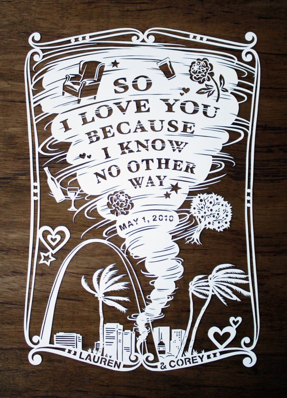 papercut-illustration-tornado-love