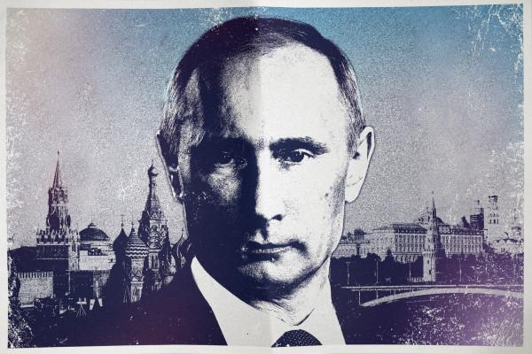 Pútin tropeçou na Ucrânia