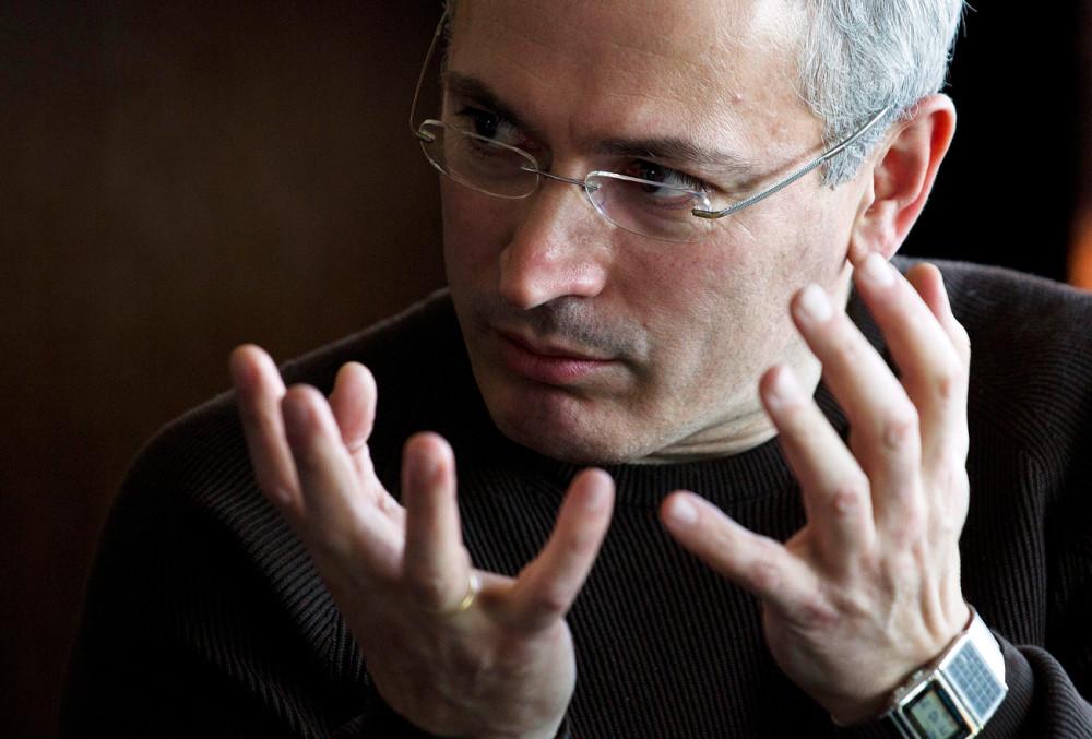 Ходорковский: «Я не вижу смысла менять Путина»