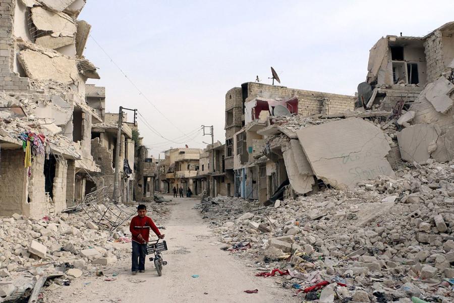 Когда Россия перестанет бомбить Алеппо