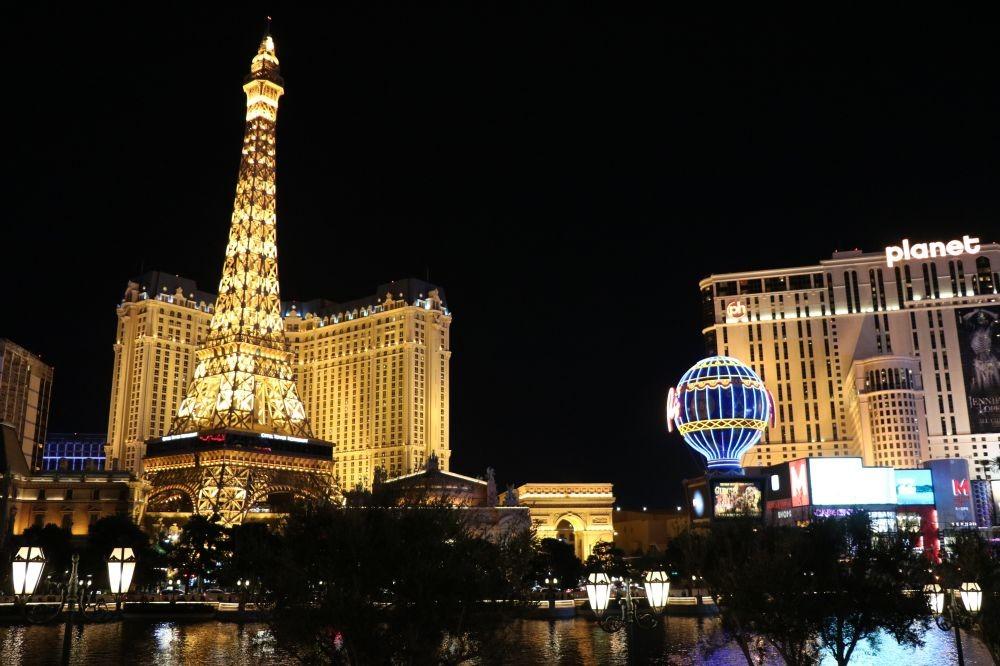 Случайно попадаю на las vegas casino