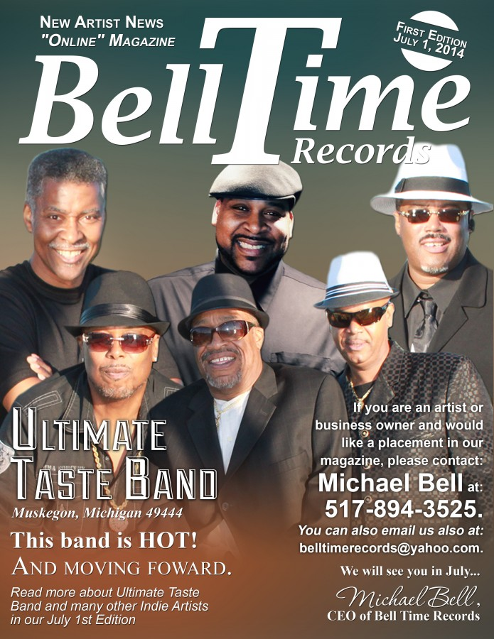 Bell Time Cover