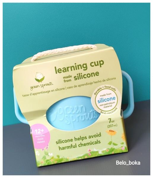 Green Sprouts, Обучающая чашка для детей 12+ месяцев