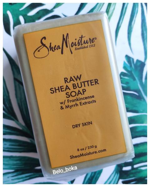 SheaMoisture, Органическое мыло с маслом ши