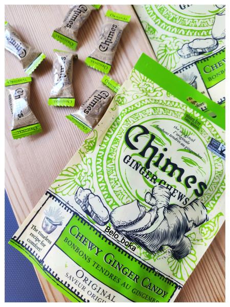 Chimes, Бомбические ириски с имбирём