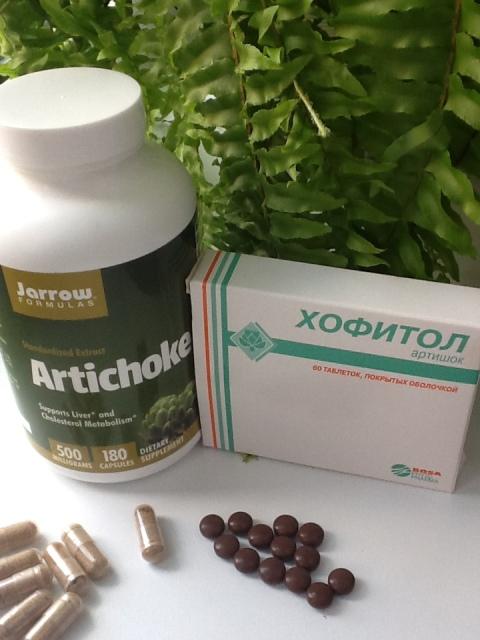 артишок от холестерина отзывы
