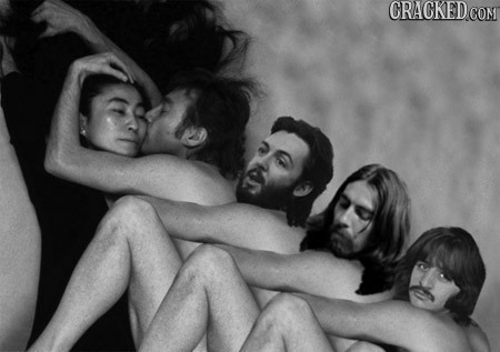 John Lennon And Yoko Ono Photographs By Allan Tannenbaum