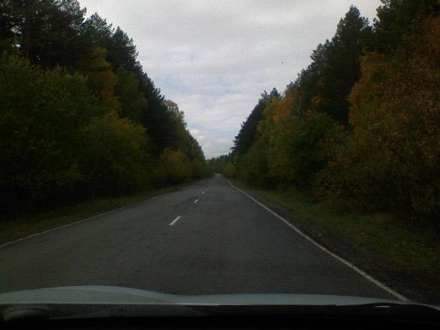 Дорога на Нязепетровск (05.06.2013)
