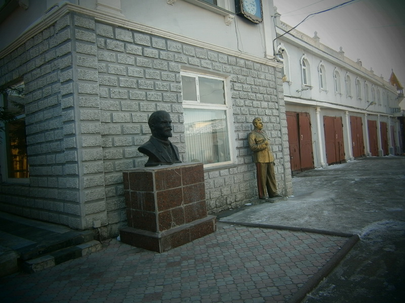 Сталин шикарный! (05.06.2013)