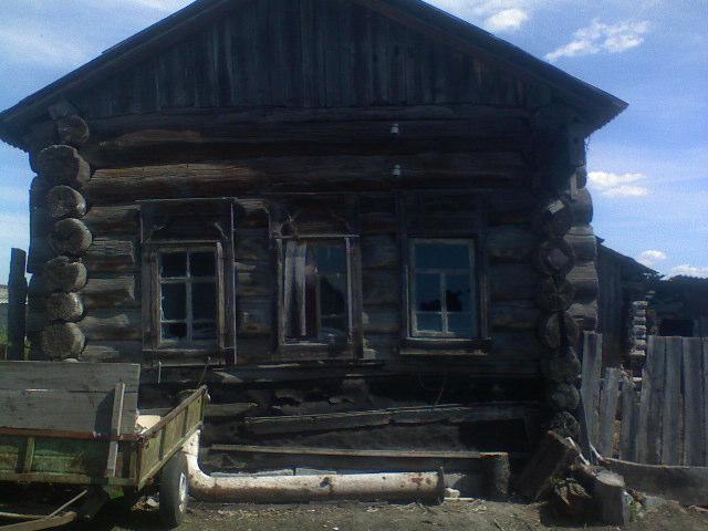 Бабушка жила здесь до 1966 года. Стоит ещё дом! (06.06.2013)
