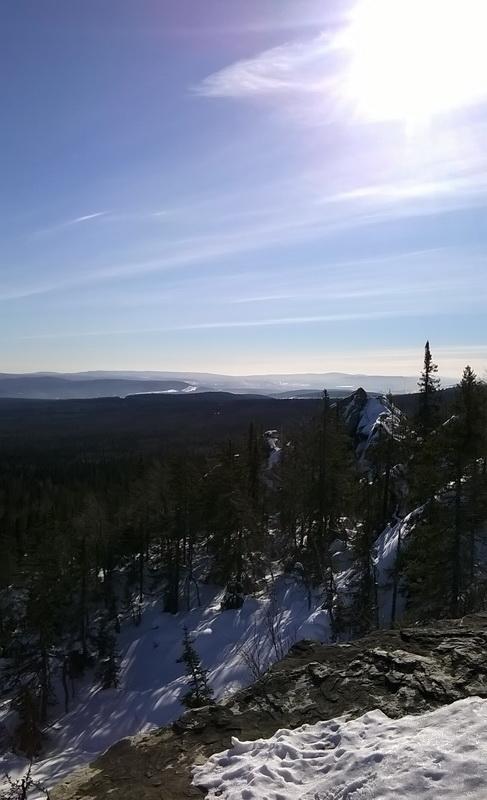 Красота на высоте (07.03.2015)