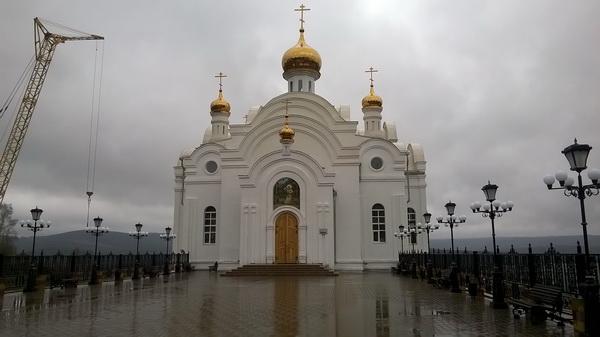 Храм Преподобного Серафима Саровского (11.05.2015)