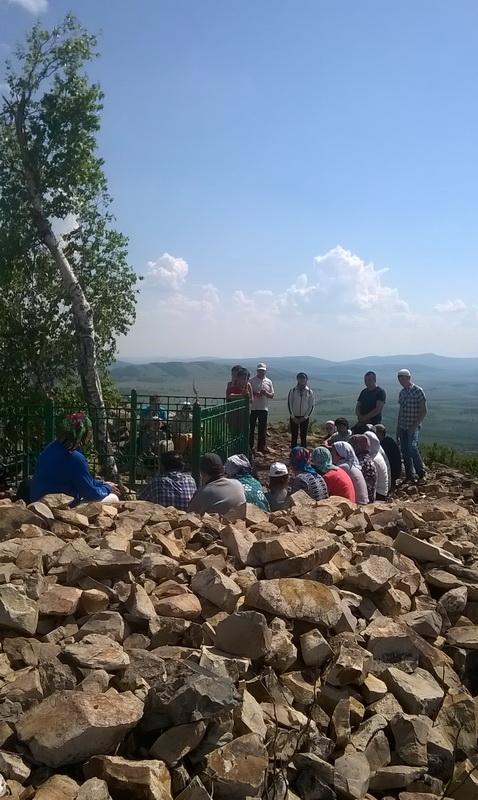 Святое место для мусульман (03.06.2015)