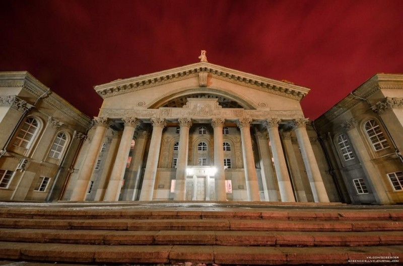Дворец культуры металлургов (23.03.2016)