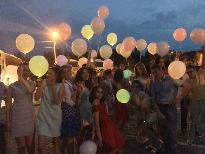 Запустили шары (27.06.2016)