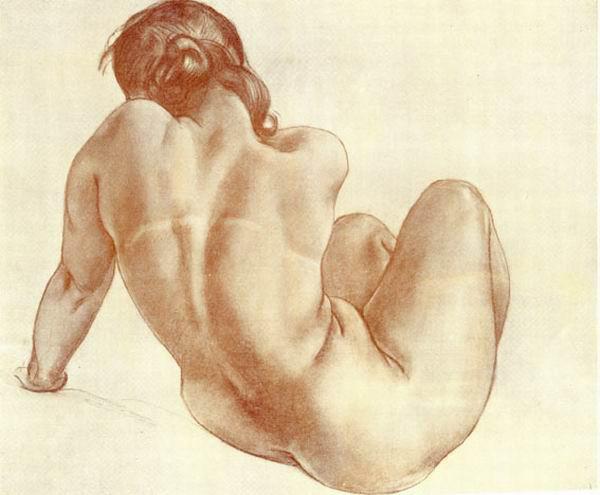 Мастеркласс Рисунок обнаженной натуры