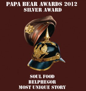 Papa Bear Awards 2012 - Best Unique Story - Silver
