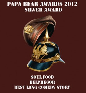 Papa Bear Awards 2012 - Best Long Comedy - Silver