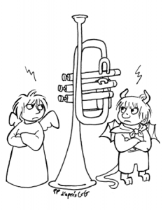 trumpet cover b