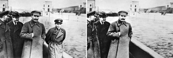ворошилов-молотов-сталин-ежов