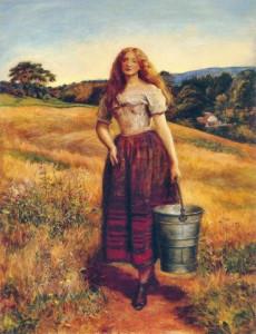 Миллес - Дочь Фермера