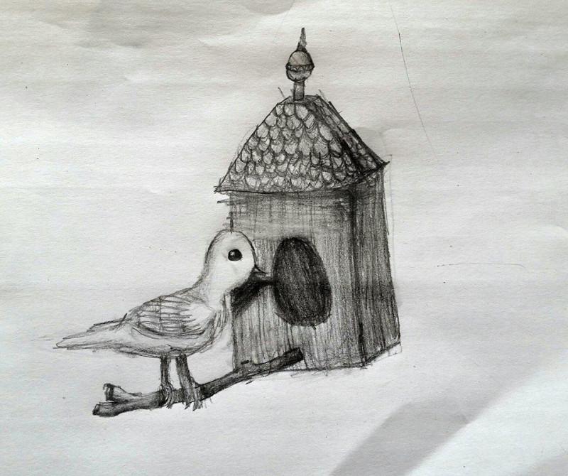 птенчик