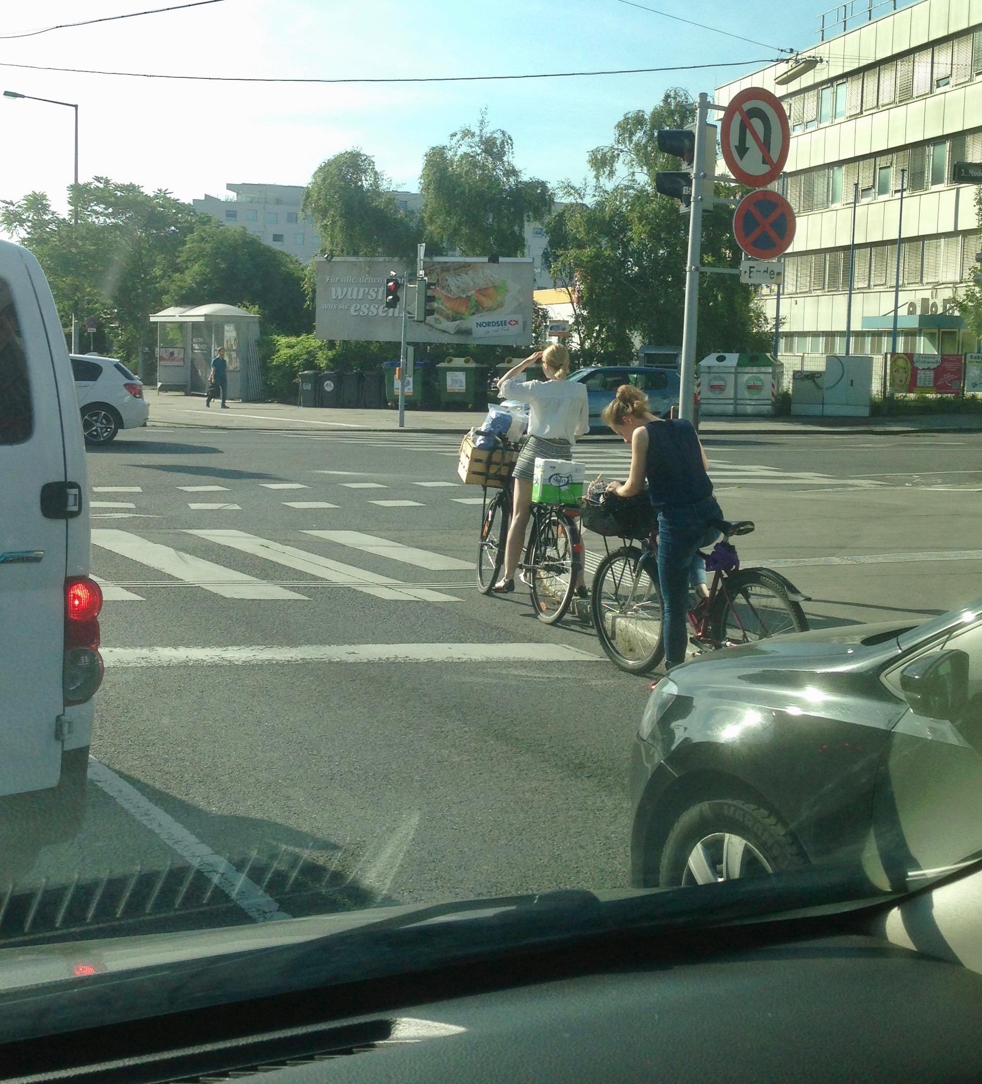венки-велосипедистки
