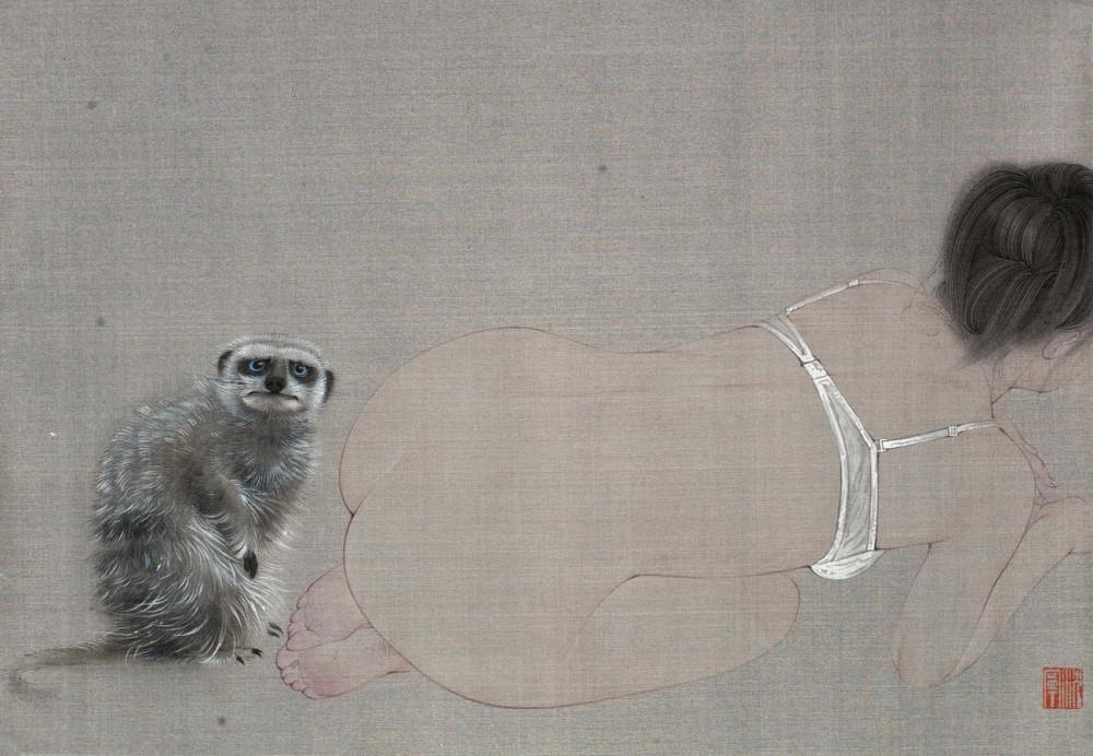 Shen Ning (沈宁)-www.kaifineart.com-1-3