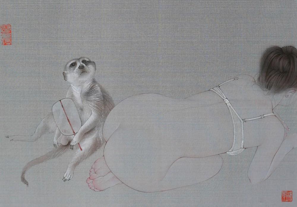 Shen Ning (沈宁)-www.kaifineart.com-2-3