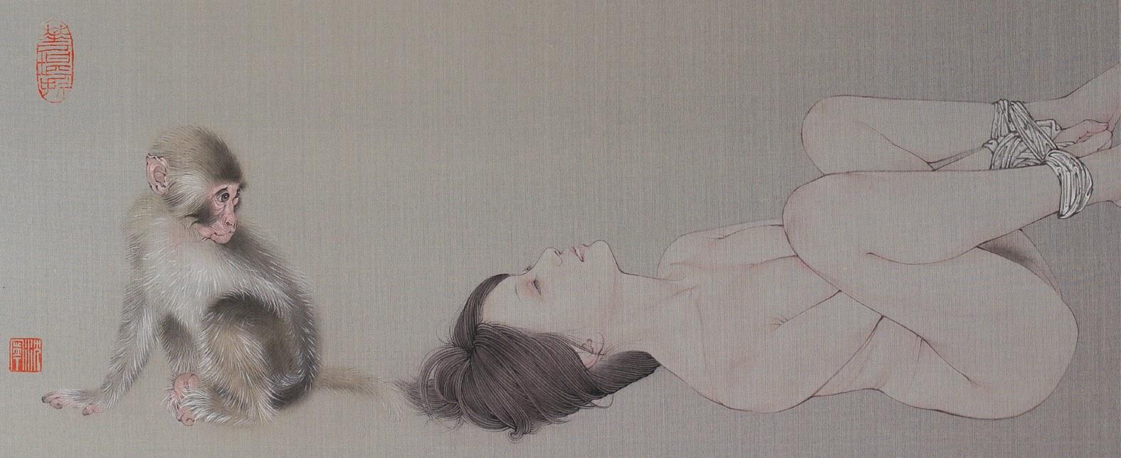 Shen Ning (沈宁)-www.kaifineart.com-6