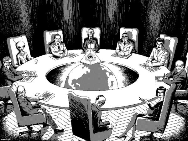 Иллюминаты: особенности тайного общества