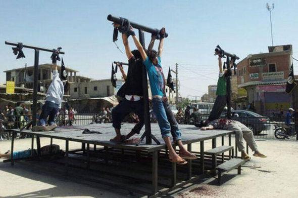 казни ИГИЛ