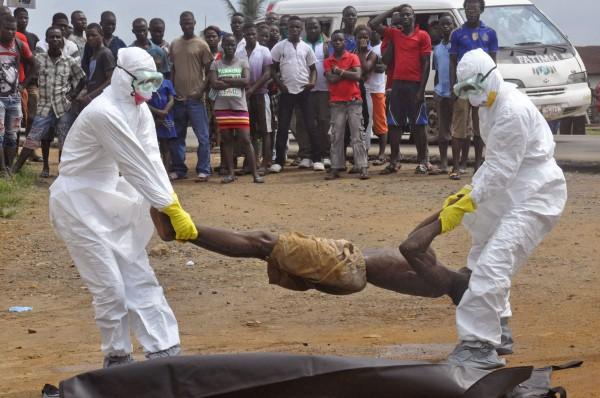 афера эбола