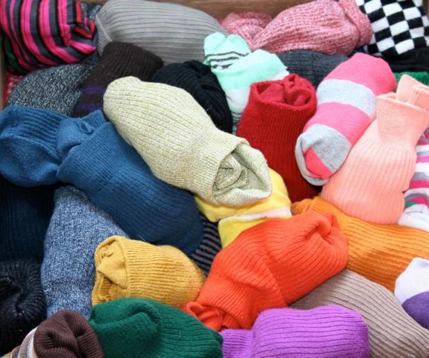 Чистка и дезодорация носков