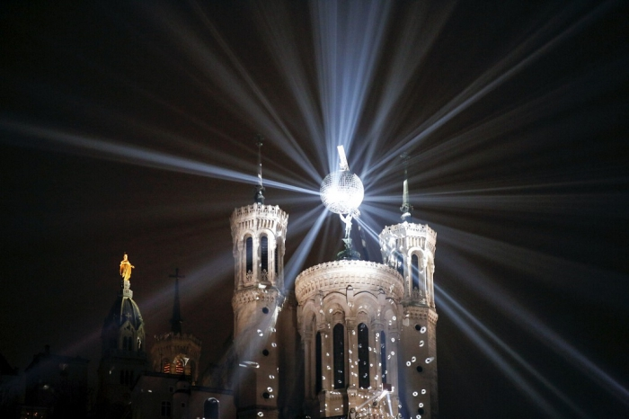 Фестиваль света в Леоне