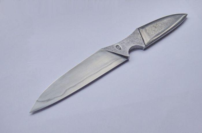 ножи из металлических предметов