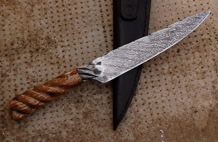 классные ножи своими руками