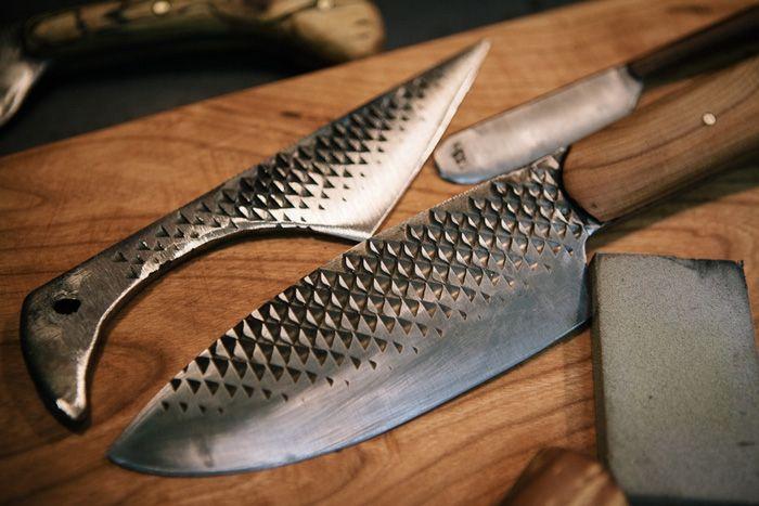 Нож красивый своими руками
