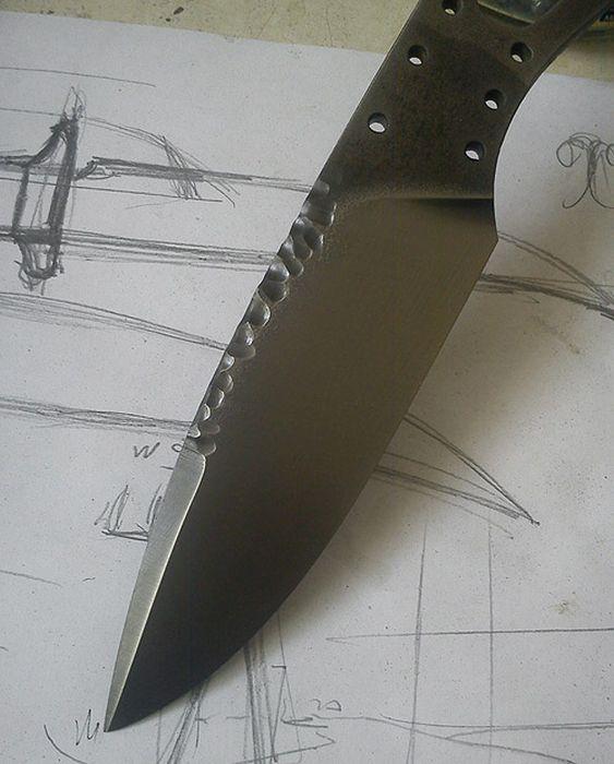 уникальные ножи