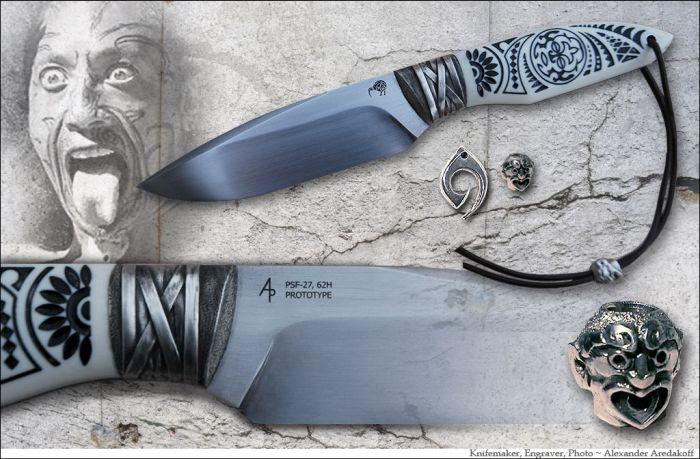 уникальные ножи маори