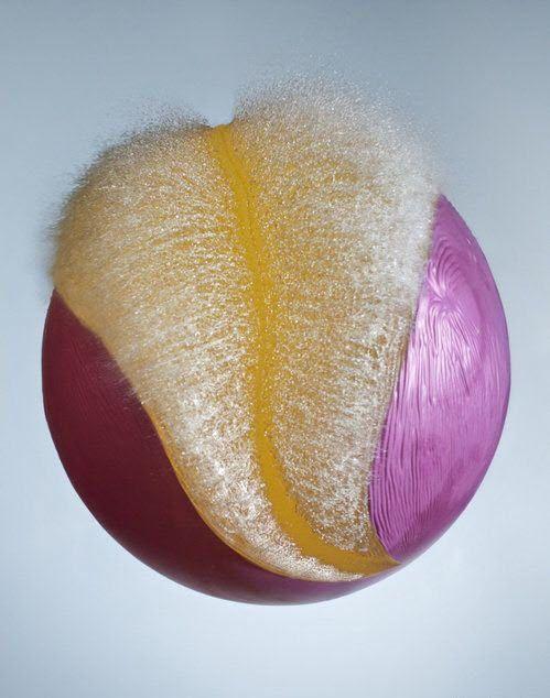 замедленная съемка: как лопаются надувные шары
