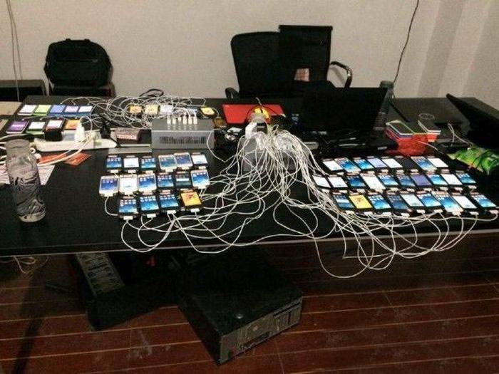 Как вы думаете, для чего столько смартфонов
