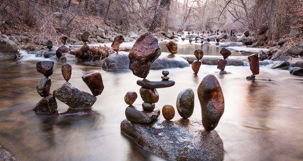 как почувствовать баланс камней