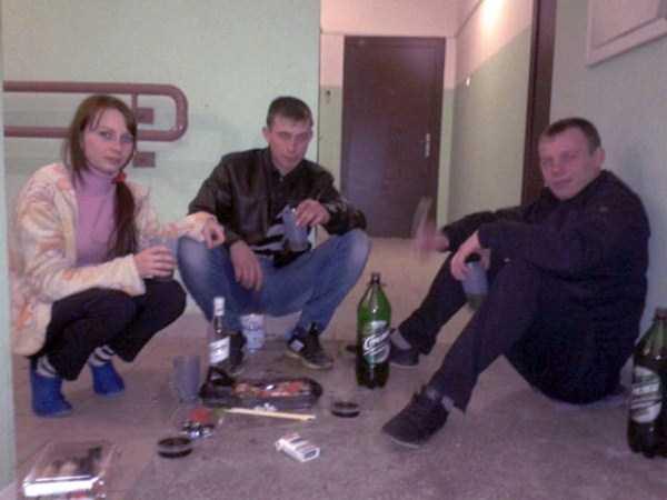 треш из России