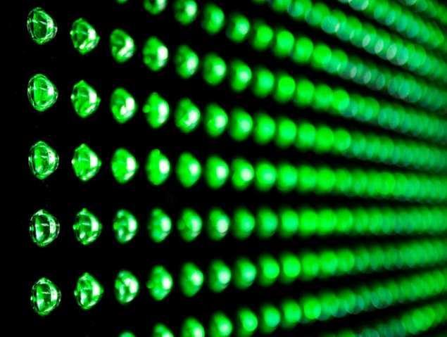 Видимый свет является лишь частью электромагнитного спектра