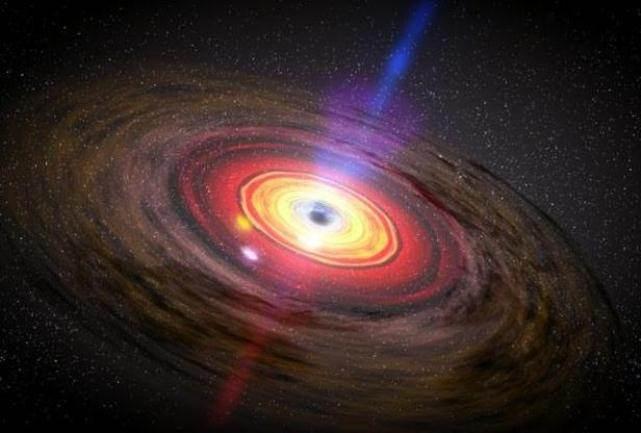 черные дыры на самом деле являются самыми яркими объектами во Вселенной