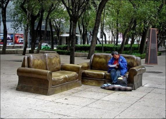 креативное место для отдыха